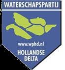 Waterschapspartij Hollandse Delta – Lijst 1 (WPHD)